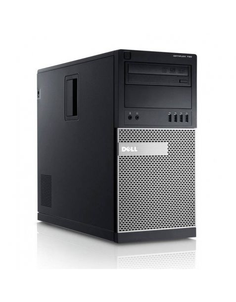 Dell Optiplex 790 MT Core i3 2120 3.30 MHz, 4GB DDR 3, 250GB HDD, DVD