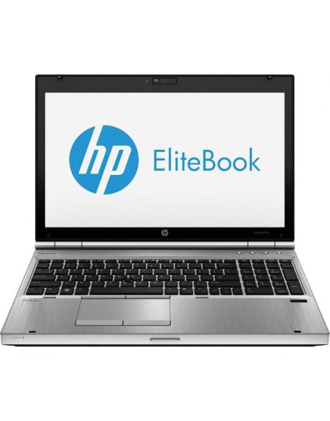 HP EliteBook 8570p - 15.6'' - Core i7 3520M - 8 GB RAM - 256 GB SSD