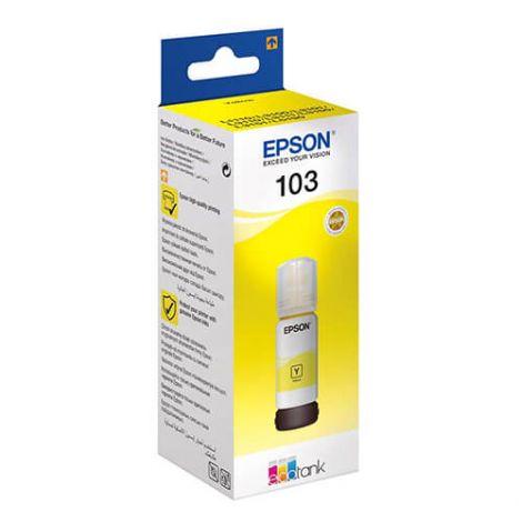 ΜΕΛΑΝΙ Epson 103 Yellow