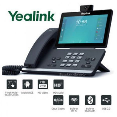 YEALINK IP PHONE SIP-T58V SMART MEDIA 16 SIP