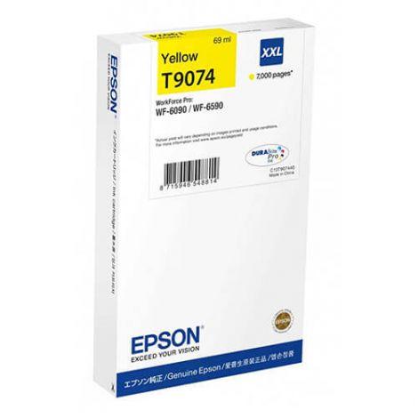 ΜΕΛΑΝΙ Epson Yellow T9074 XXL