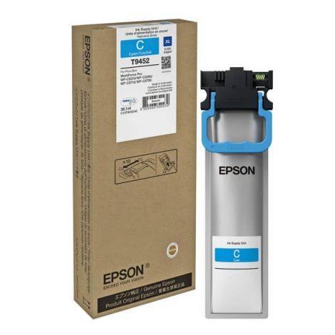 ΜΕΛΑΝΙ Epson T9452 Cyan XL