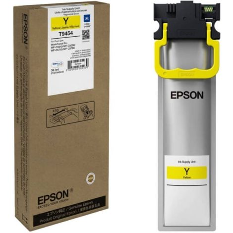 ΜΕΛΑΝΙ Epson T9454 Yelllow XL