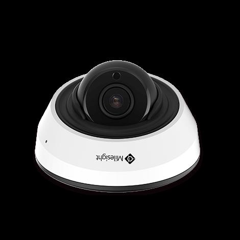 5MP IR Mini Dome Network Camera (MS-C5383-PB)