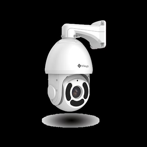 5MP POE Speed Dome  MS-C5342-PB (5∼117mm, 23x Optical Zoom)